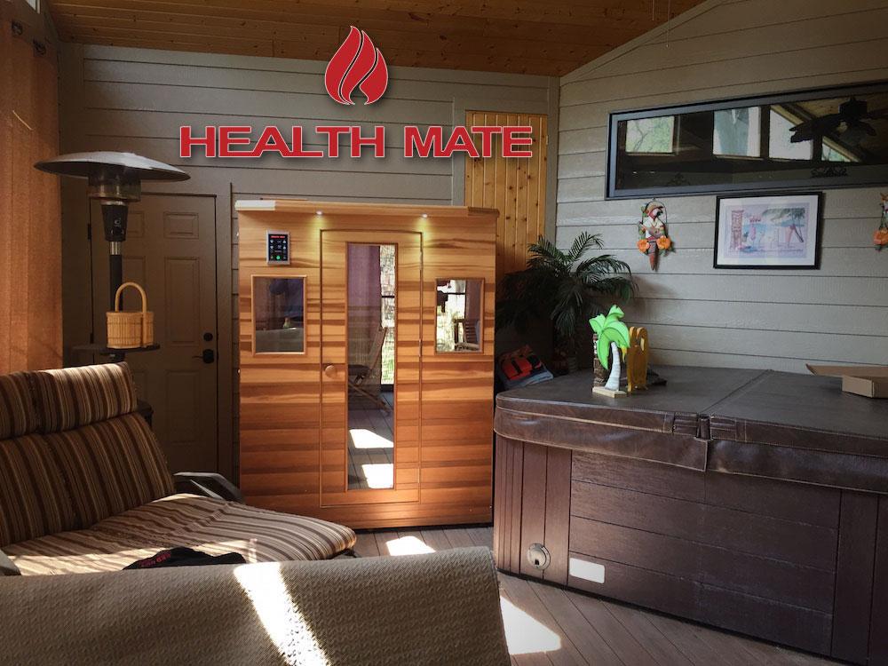 Healthmate Saunas